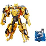 "TRANSFORMERS - 7"" Bumblebee Dropkick VW Action Figure  - Autobots Nitro Energon Igniters - Kids Toys - Ages 6+"