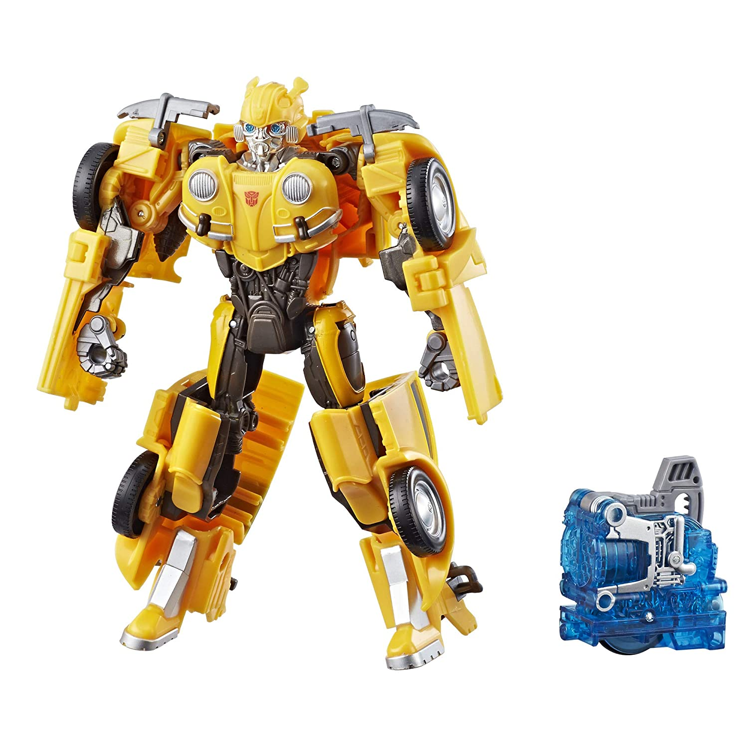 Transformers: Bumblebee Movie Toys, Energon Igniters Nitro Bumblebee Action Figure - Included Core Powers Driving Action - Toys for Kids 6 and Up, 7-inch Hasbro E0763