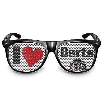 Coole tipo ikel Dart Gafas de Fiesta Gafas gafas divertidos ...
