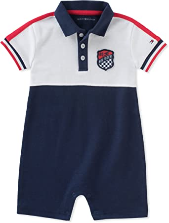 Amazon.com: Tommy Hilfiger - Pelele para bebé, Romper, 12 ...