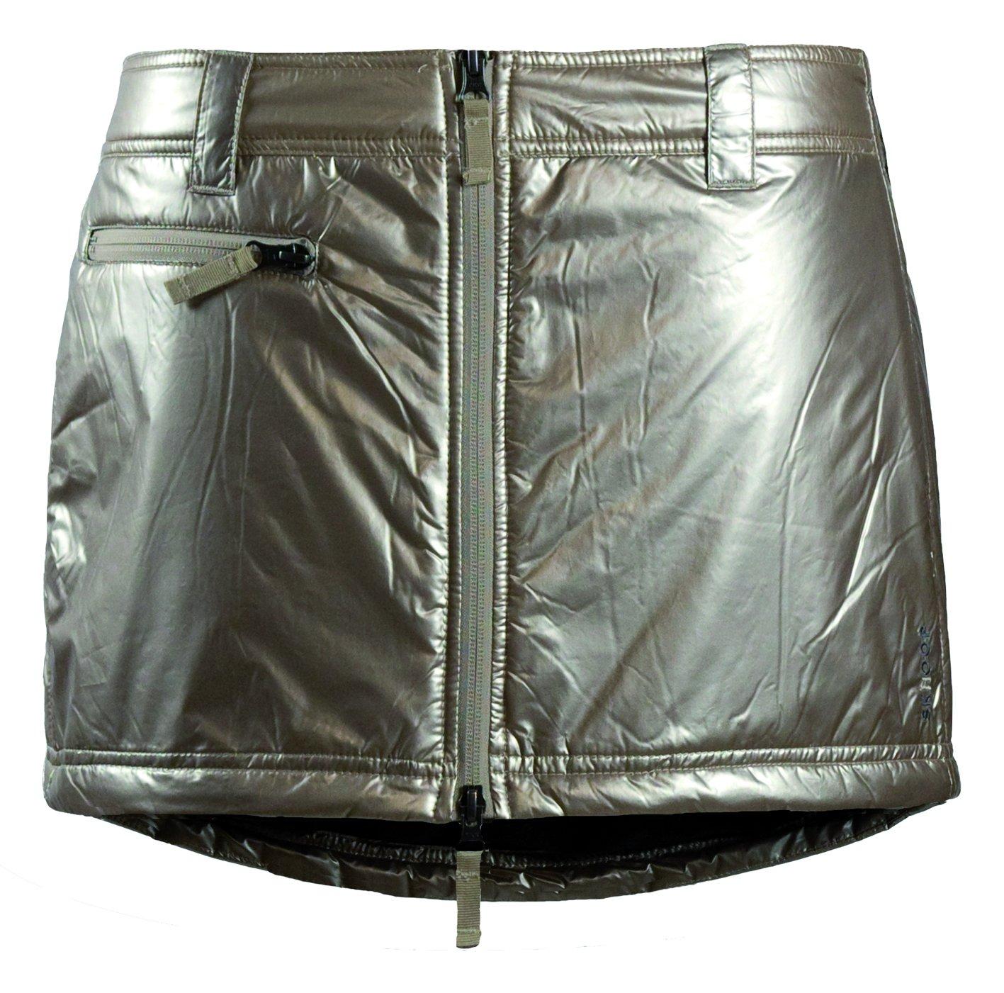 Champagne Skhoop Women's Mini Skirt