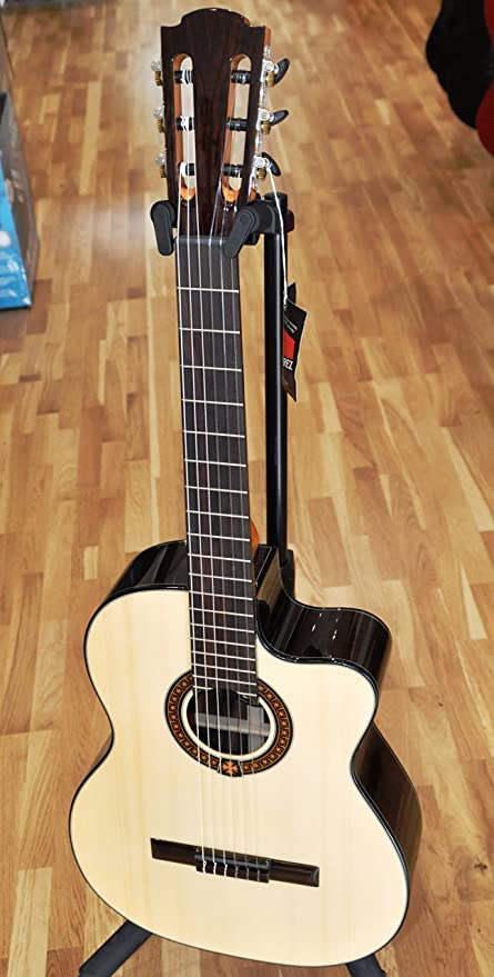 Lag OC400CE - Occitania guitarra clasica electro-acustica natural ...