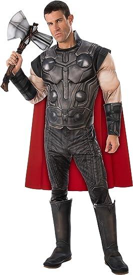 Rubies - Disfraz Oficial de Los Vengadores Endgame Thor, para ...