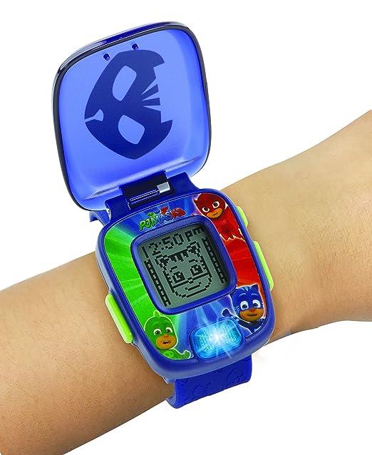 VTech 175803 Catboy PJ - Máscara de Juguete para Reloj: Amazon.es: Juguetes y juegos