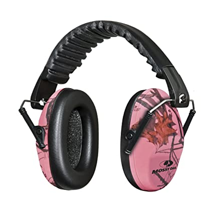 417463a5129e Amazon.com   Mossy Oak Hunting Accessories Lula Womens Shooting MO-LSM Ear  Muff