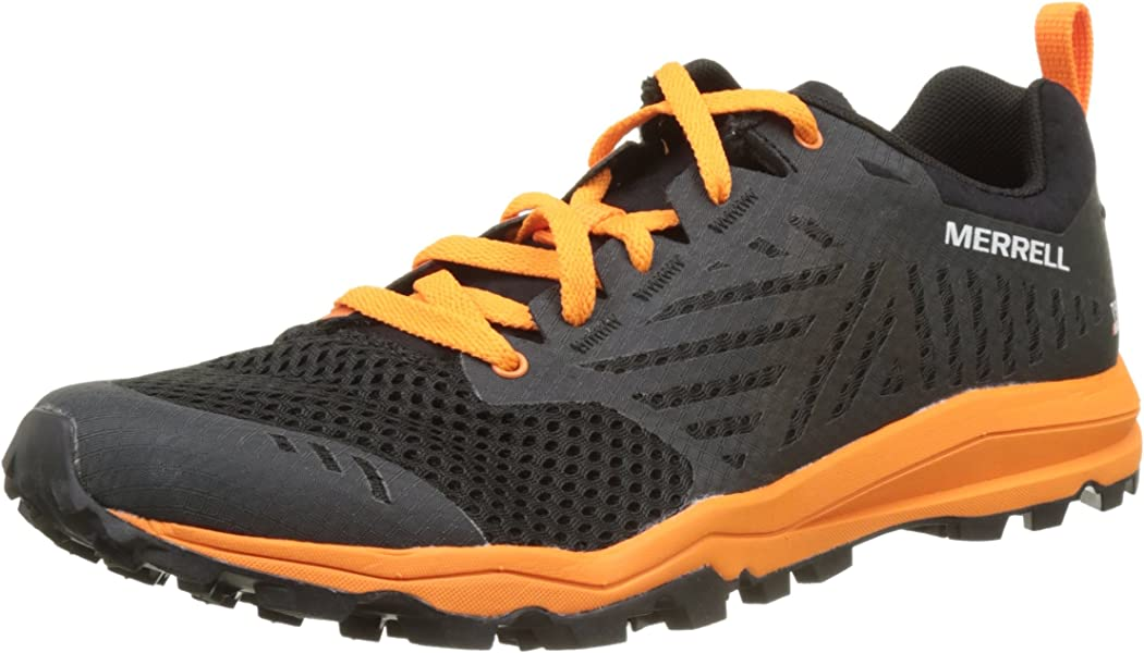 De mudder Trail Dexterity Homme Orange Merrell Tough Chaussures qHF0tw