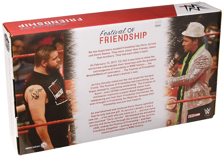 WWE Elite Festival of Friendship Pack Assortment Mattel FRX45