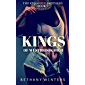 Kings of Westbrook High (The Kingston Brothers #1) (English Edition)