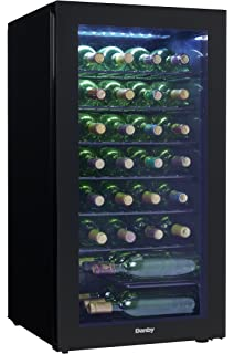 Amazon.com: Danby DWC350BLPA 35 Bottle Wine Cooler ... on