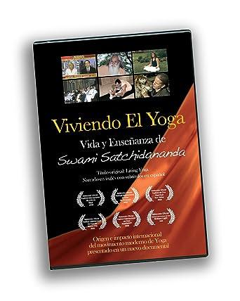 Amazon.com: Viviendo El Yoga: Vida y Enseñanza de Swami ...