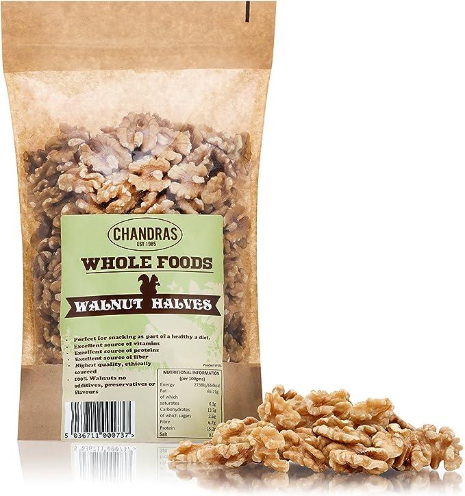 diet food bio walnut