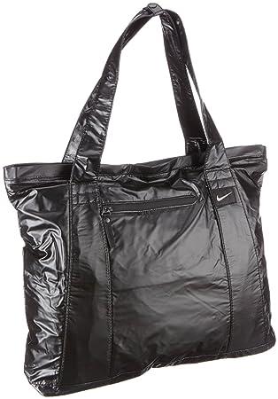 0bb77bd21ca5 Nike Rowena Tote LX BA4331 Ladies  Sports Bag Black Light Charcoal 49 x 7 x  38 cm  Amazon.co.uk  Sports   Outdoors