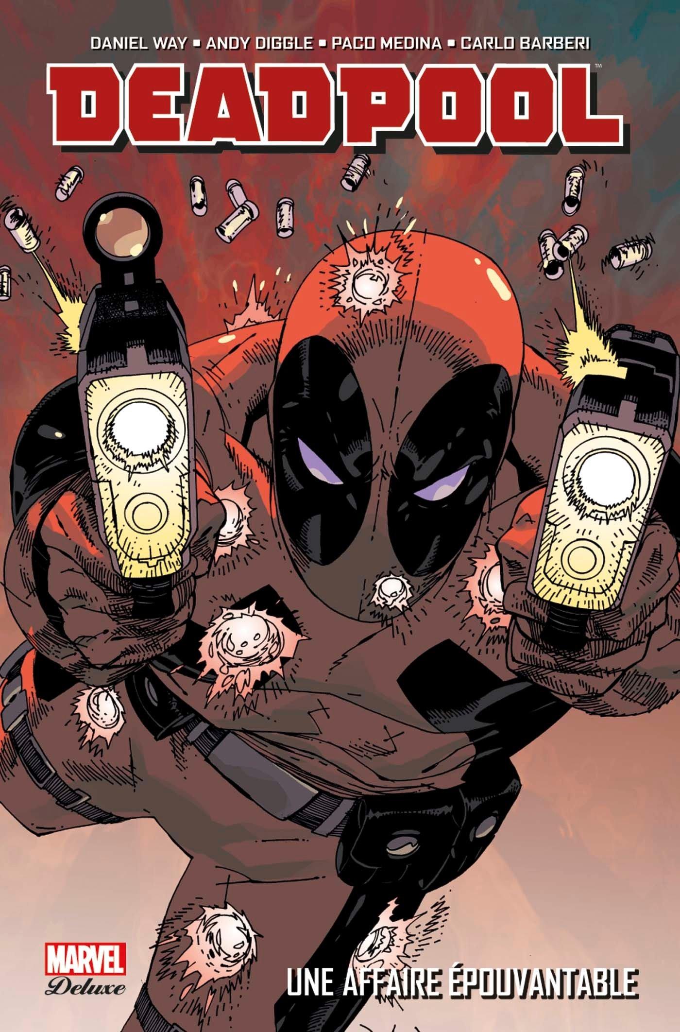 film deadpool 2 comics