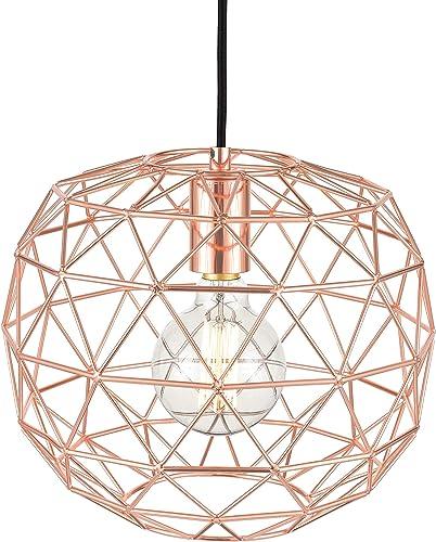 Light Society Caffrey Geometric Pendant Light
