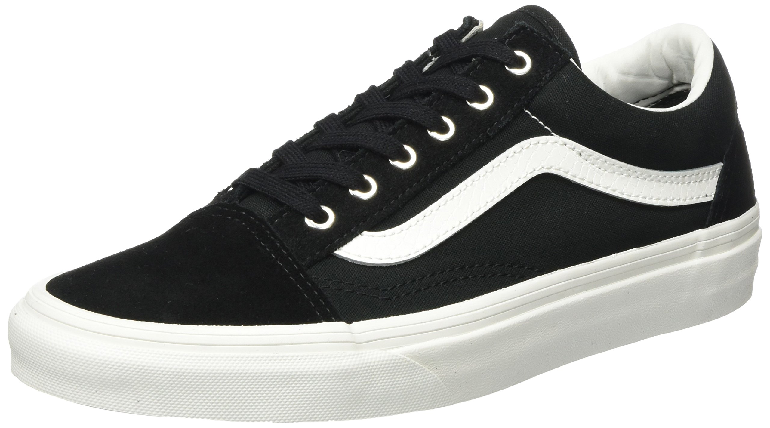 f0481db77d0304 Galleon - Vans Unisex Adults Old Skool Classic Suede Canvas Sneakers ...