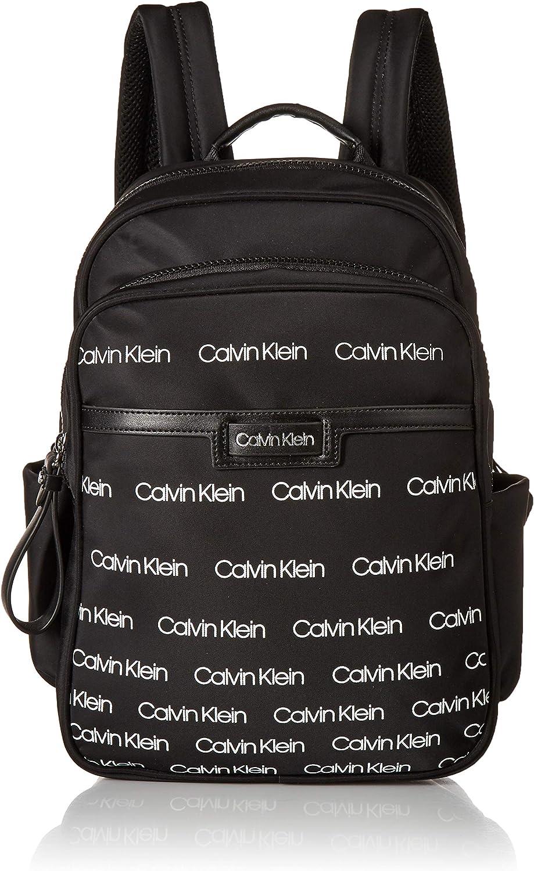 Calvin Klein Lane Nylon Key Item Backpack