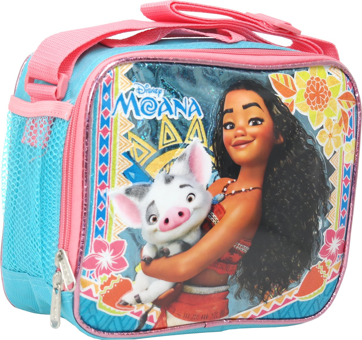 Ruz Moana Pua Soft Lunch Bag