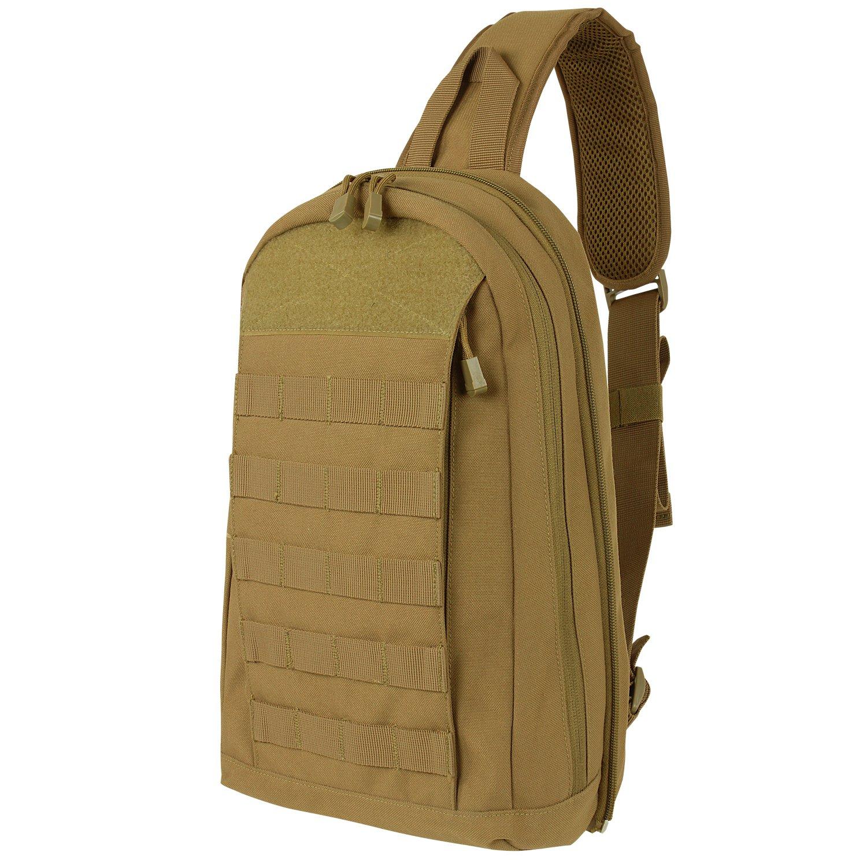 Condor Outdoor Trekker Backpack (Coyote Brown) by Condor Trekker (Image #5)