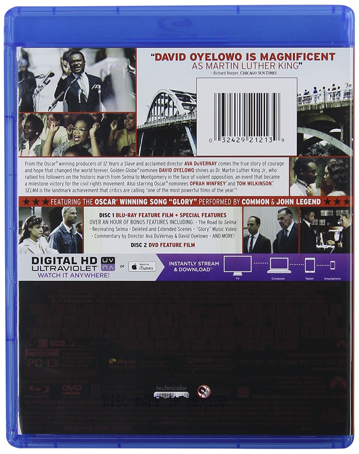 Amazon.com: Selma [Blu Ray]: David Oyelowo, Jim France, Carmen Ejogo,  Trinity Simone, Mikeria Howard: Movies U0026 TV