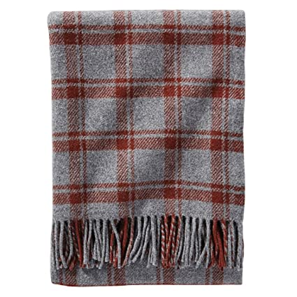 Image Unavailable. Image not available for. Color  Pendleton Wool Eco-Wise  Washable Throw Blanket ... df5a18aa4