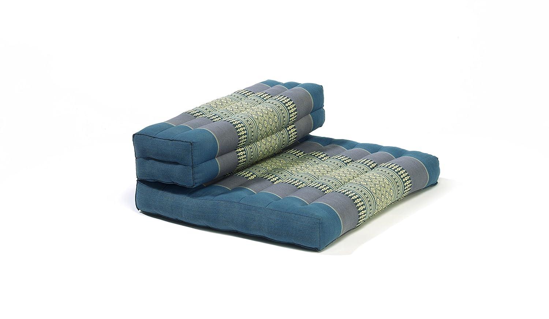 Amazoncom My Zen Home Dhyana Meditation Cushion Aqua Yoga - Best meditation cushions to buy right now