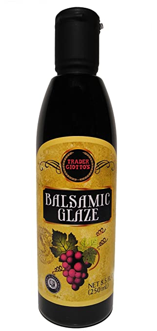 Image result for trader joe's balsamic glaze