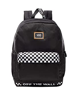 3c03c421c0abd Mochila Vans Sporty Realm Plus - Black  Amazon.es  Equipaje