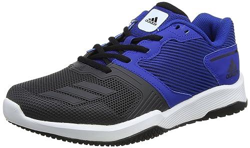 063969c5d5 adidas Herren Gym Warrior 2 Läufer Schuhe, Blau (Collegiate Royal/Utility  Black/