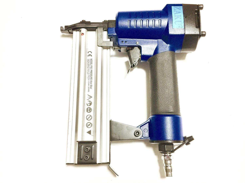 DIYに!木材の固定や設置に!軽量・コンパクト エアタッカー エア釘打機