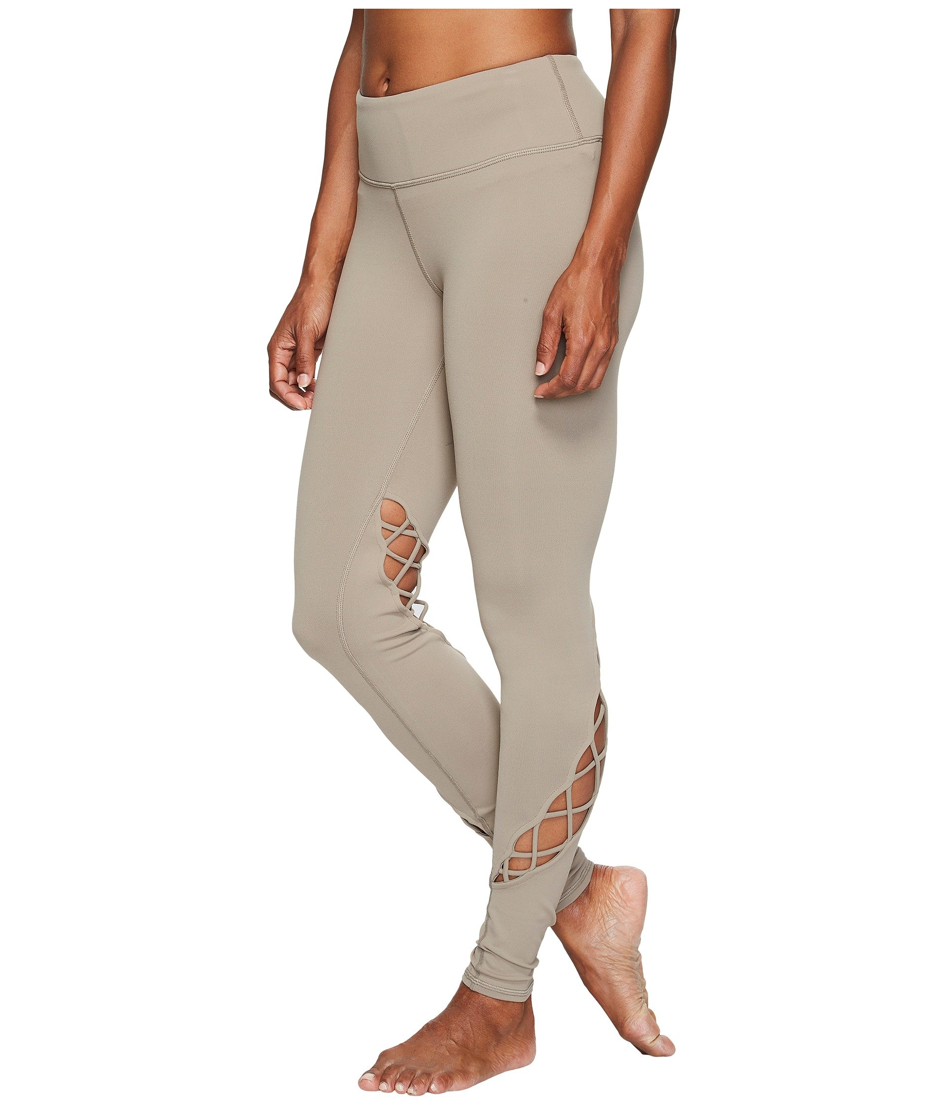 Alo Yoga Women's Entwine Legging, Gravel XXS