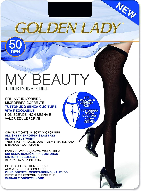 GOLDEN LADY Collant 50 DEN Donna