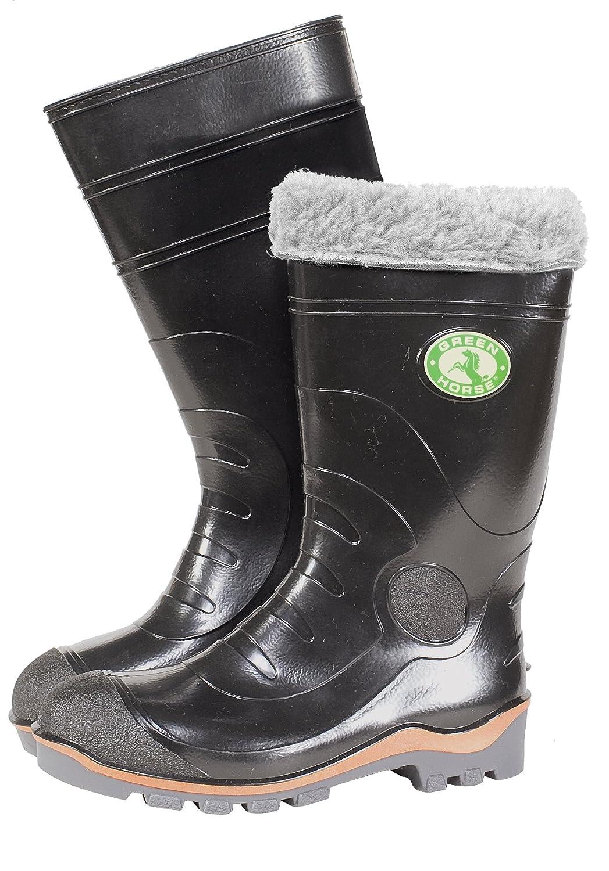 W.K. Tex. WI de botas de seguridad Stefano S5 ProfiLine, 1 pieza, 44, Negro, 812449044 1pieza W.K.TEX. GmbH