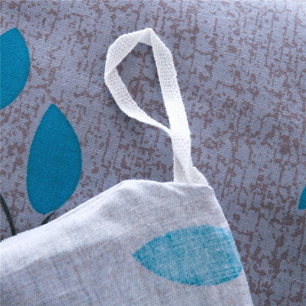 Pure cotton Bedding 4-Piece Set Modern comfort and durability Duvet Cover Bedding Set?Queen by MiZuJ (Image #4)