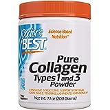 Doctor's Best Best Collagen Types 1 & 3 Powder, 200g