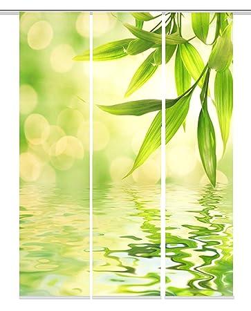 "Innovativ Amazon.de: Home fashion 88918-168 grün ""MARSEILLE"" Digitaldruck  VU71"