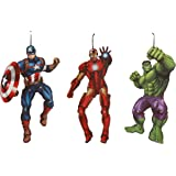 Marvel Avengers Hanging Characters Set