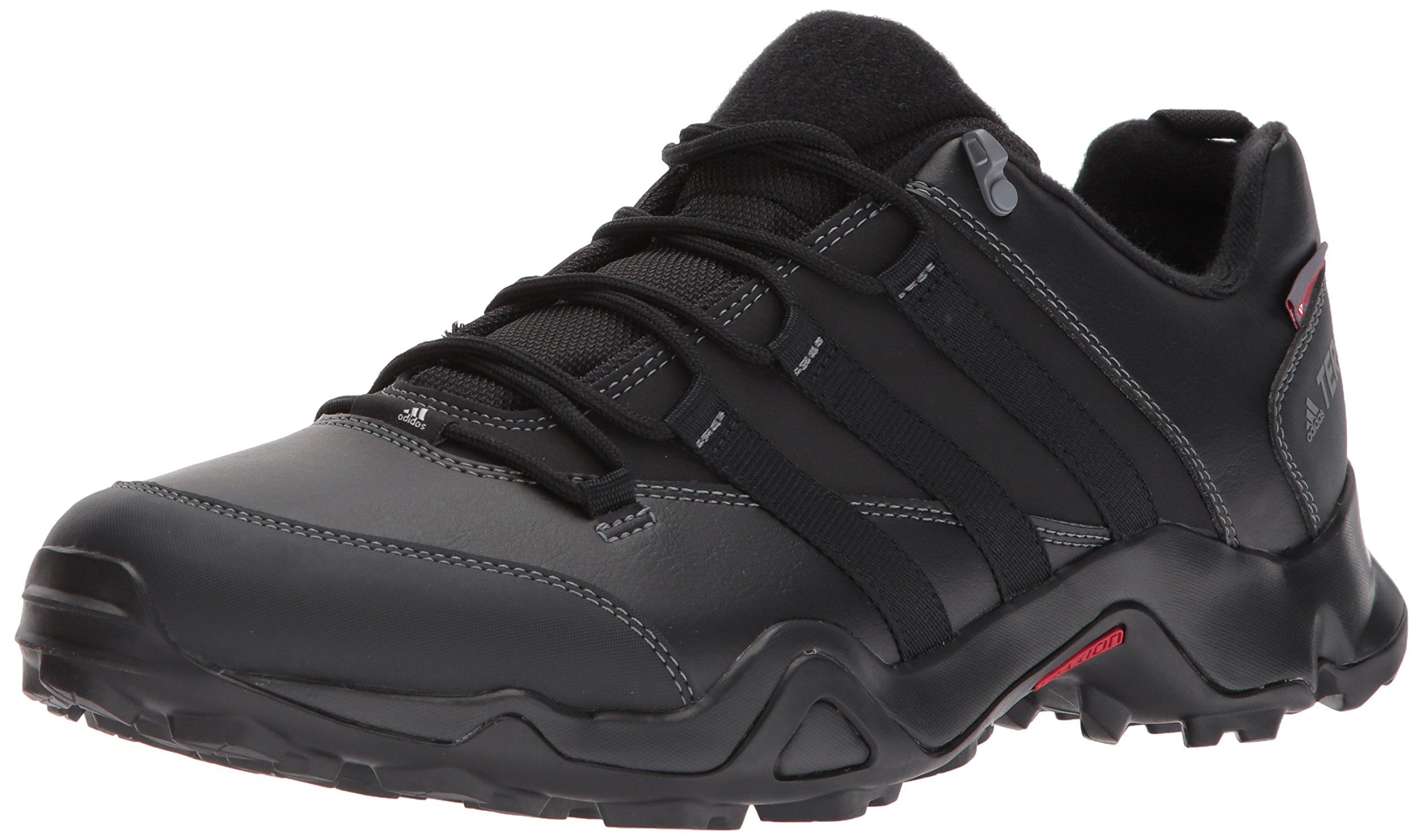 adidas outdoor Men's Terrex AX2R Beta CW Walking Shoe, Black/Black/Vista Grey, 12 D US