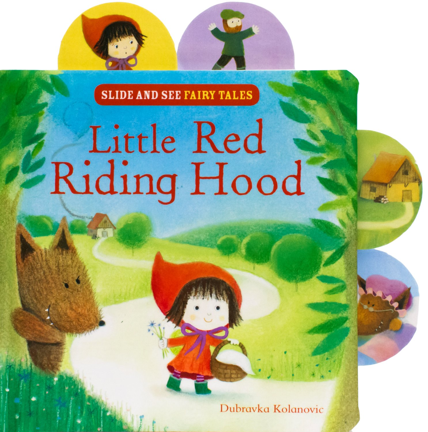 Little Red Riding Hood (Slide and See Fairy Tales) pdf epub