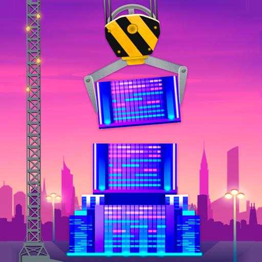 (Blocky Tower Building Sim)