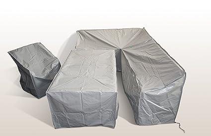 Ragnarök-Möbeldesign Gartenmöbel Schutzabdeckung Schutzhülle für Modell DS-23 Dinning Sofa Husse schwere LKW Plane Maßgeferti