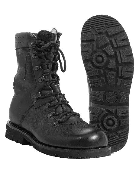 Gr NEU Franz Armee Commando Stiefel Canvas Kampfstiefel schwarz /& oliv 38-47