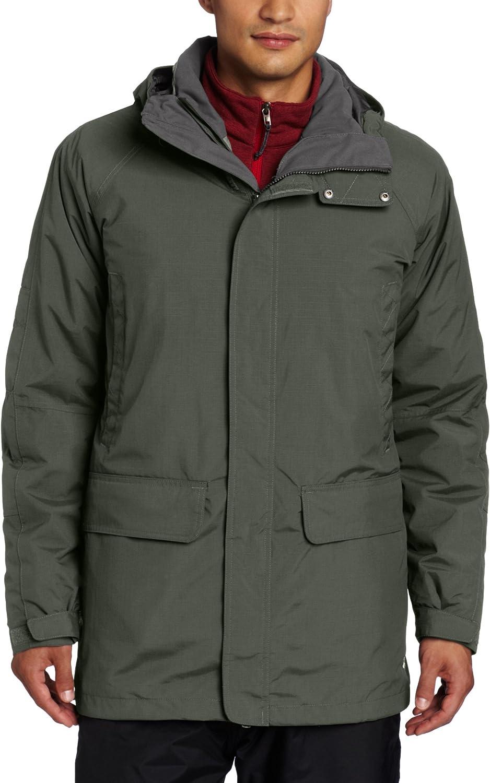 Columbia Men's Sasakatoon Jacket High material Regular store Interchange