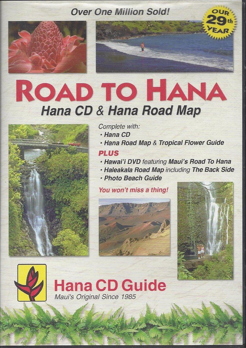 Road to Hana - Hana CD Guide: Hana CD and Hana Road Map Plus ...