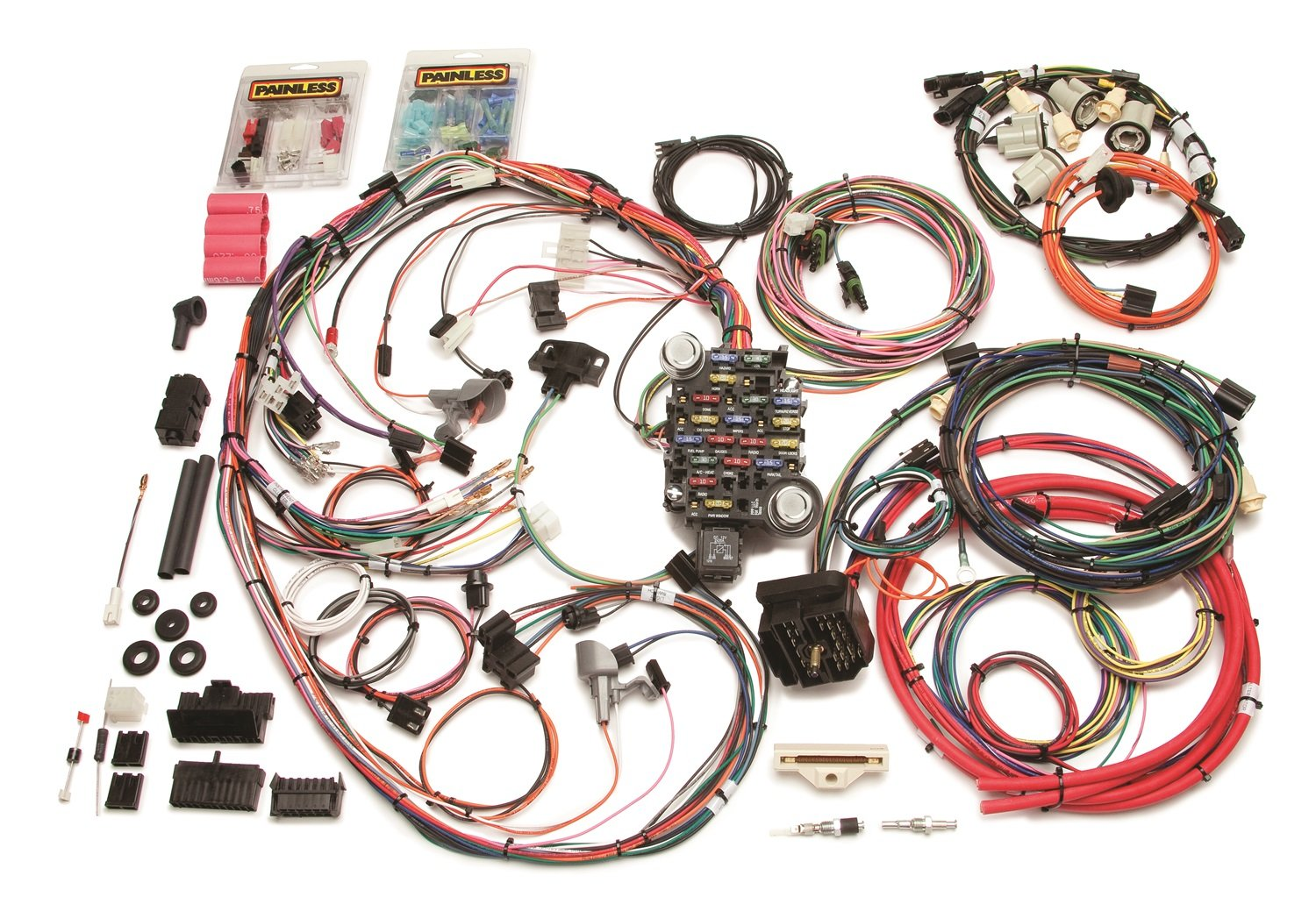 Painless 20202 Wiring Harness 26 Circuit Automotive 10