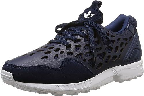scarpe adidas donna zx flux nere