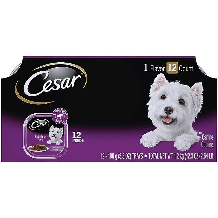 Top 9 Lil Cesar Senior Dog Food