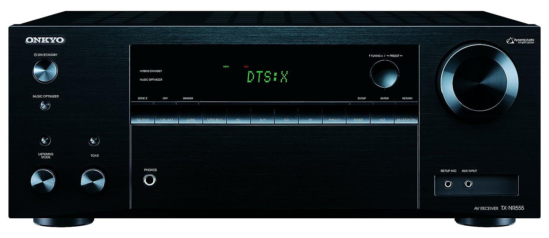 Onkyo TX-NR555 7.2 Channel Network AV Receive..