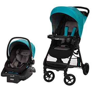 Amazon.com : Safety 1st Smooth Ride Travel System with onBoard 35 ...