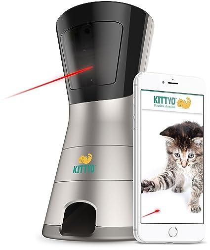 Kittyo Wi Fi HD Pet Camera, 2 Way Audio, Video Recording,