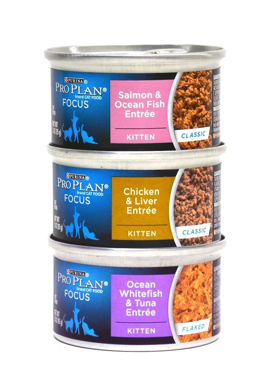 Purina Pro Plan Focus - Caja de alimentos para gatos y ...